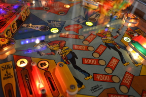 Youth Gone Wild: The History and Art of Pinball Preview